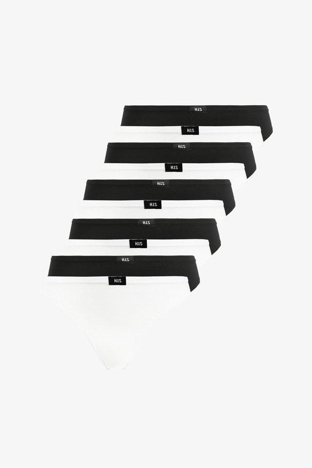 Pants - schwarz + weiß