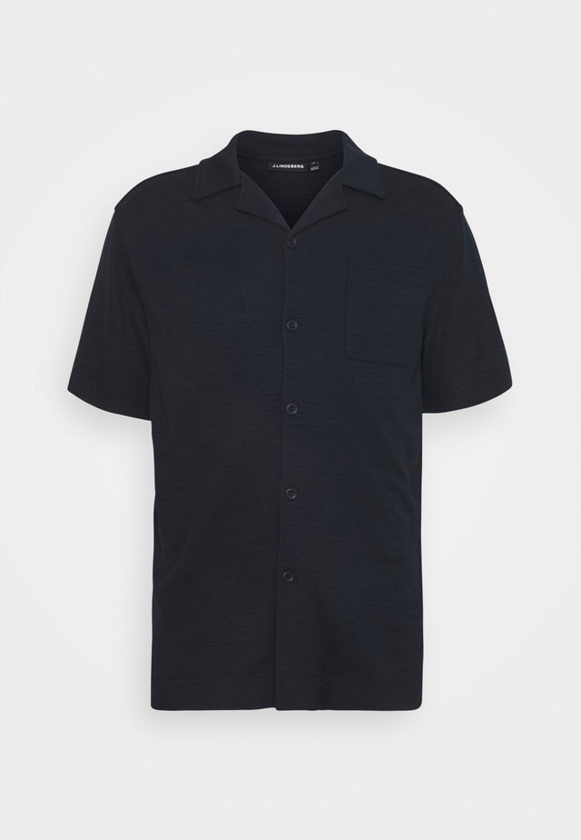 FAUST RESORT - Camicia - navy