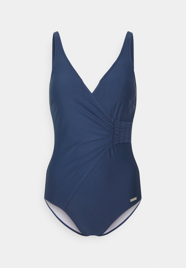 SWIMSUIT - Badpak - smoky blue