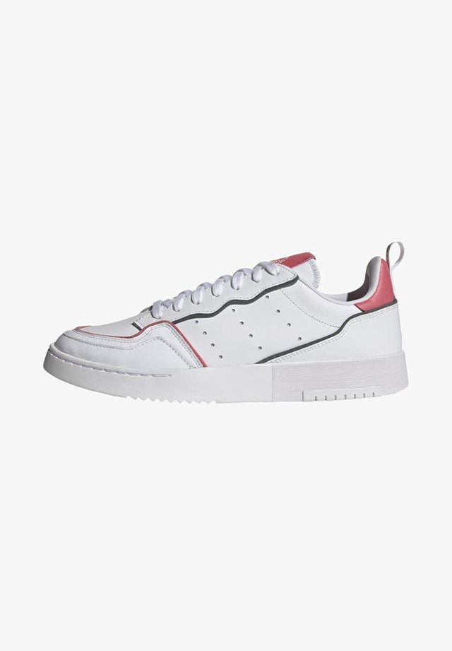 SUPERCOURT SHOES - Sneakers basse - white