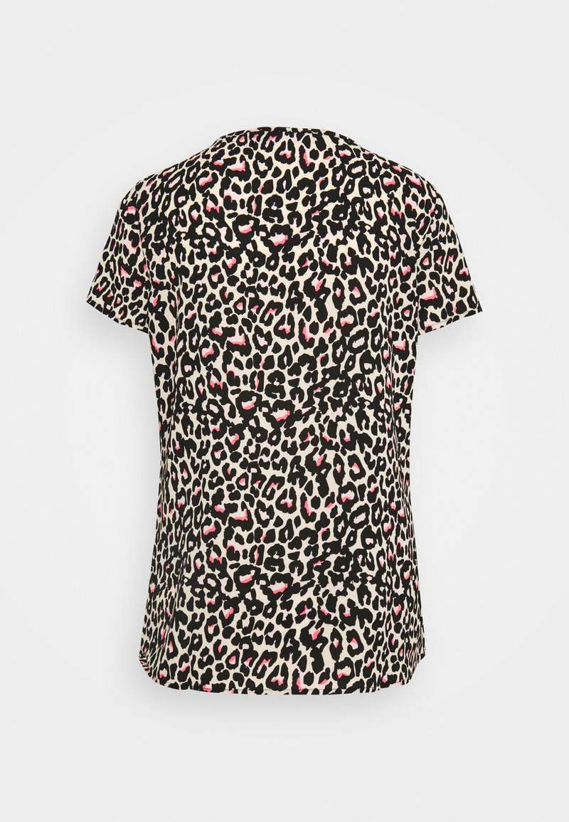 Vero Moda Tall - VMSAGA - T-shirt basic - oatmeal/linea