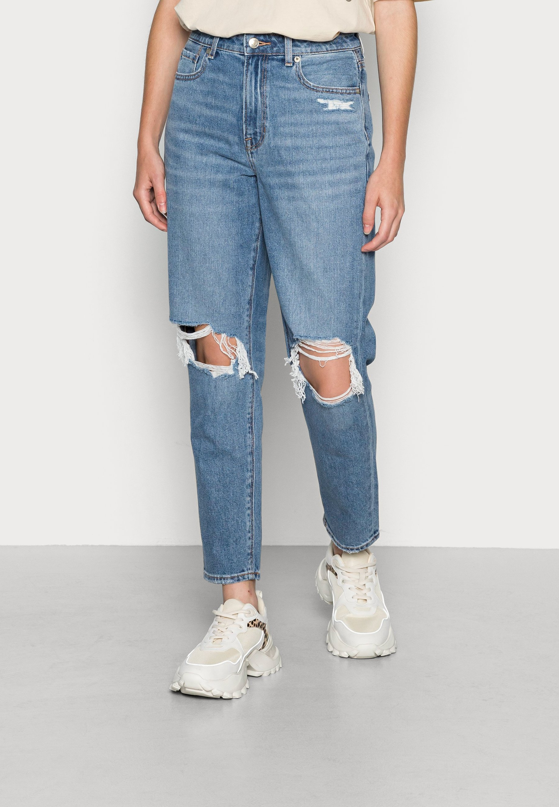Donna MOM  - Jeans slim fit