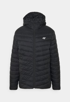 Men's insulated jacket - Training jacket - black