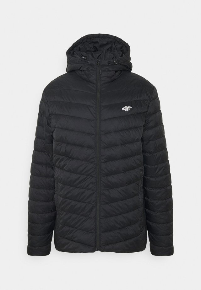 Men's insulated jacket - Sportovní bunda - black
