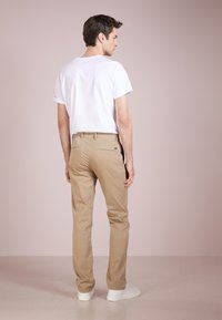 BOSS - REGULAR FIT - Pantalon classique - light pastel / brown - 2