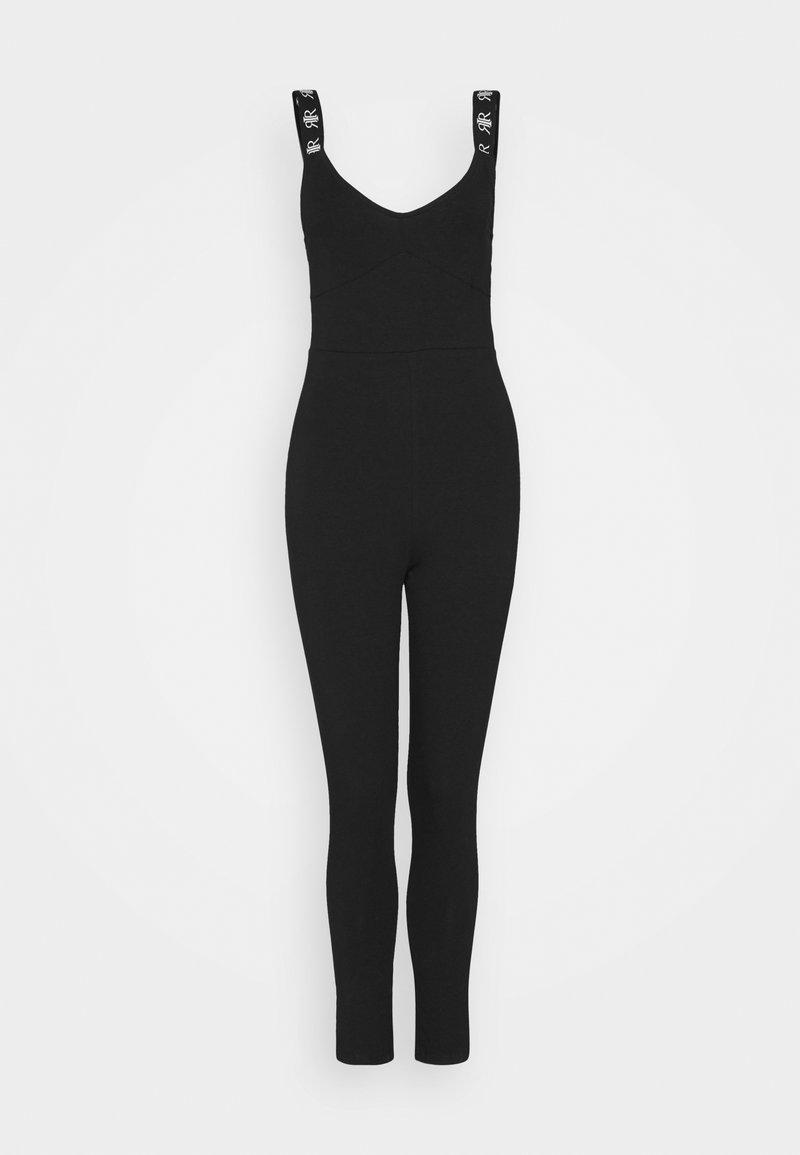River Island - Jumpsuit - black