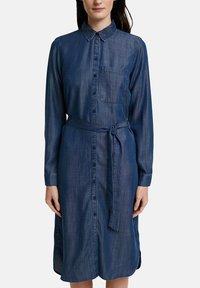 Esprit - Sukienka letnia - blue medium wash - 5
