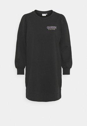 ONLLUCINDA LIFE PUFF DRESS - Robe d'été - black