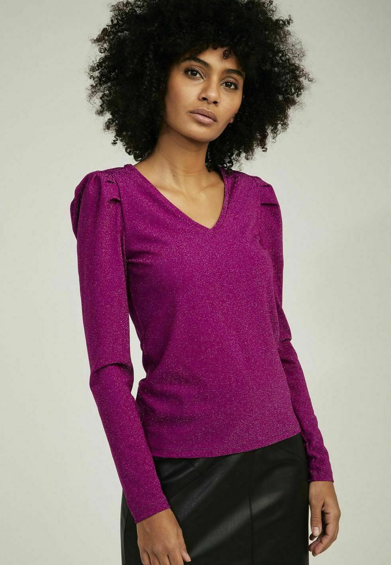 NAF NAF - Blouse - purple