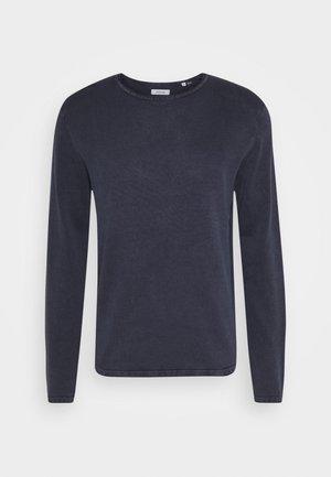 JJELEO  - Pullover - navy blazer