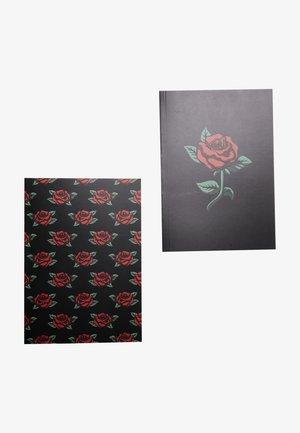 2PACK - Overige accessoires - black/red