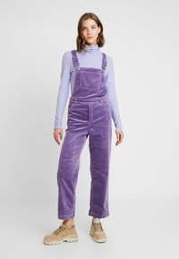 Monki - NOREA DUNGAREE - Dungarees - lilac - 0