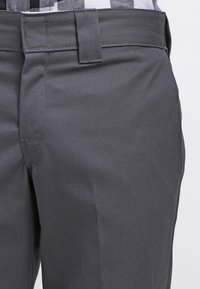 Dickies - 873 SLIM STRAIGHT WORK  - Chinos - charcoal grey - 4