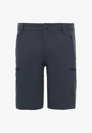 EXPLORATION - Sports shorts - asphalt grey