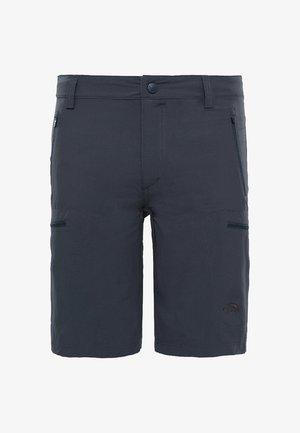 EXPLORATION - Sports shorts - asphalt grey