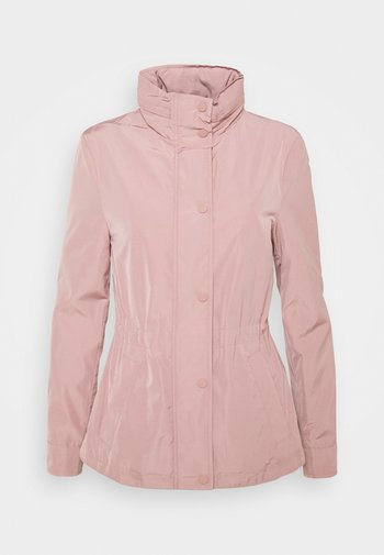 CASUAL ANORAK - Parka - light pink