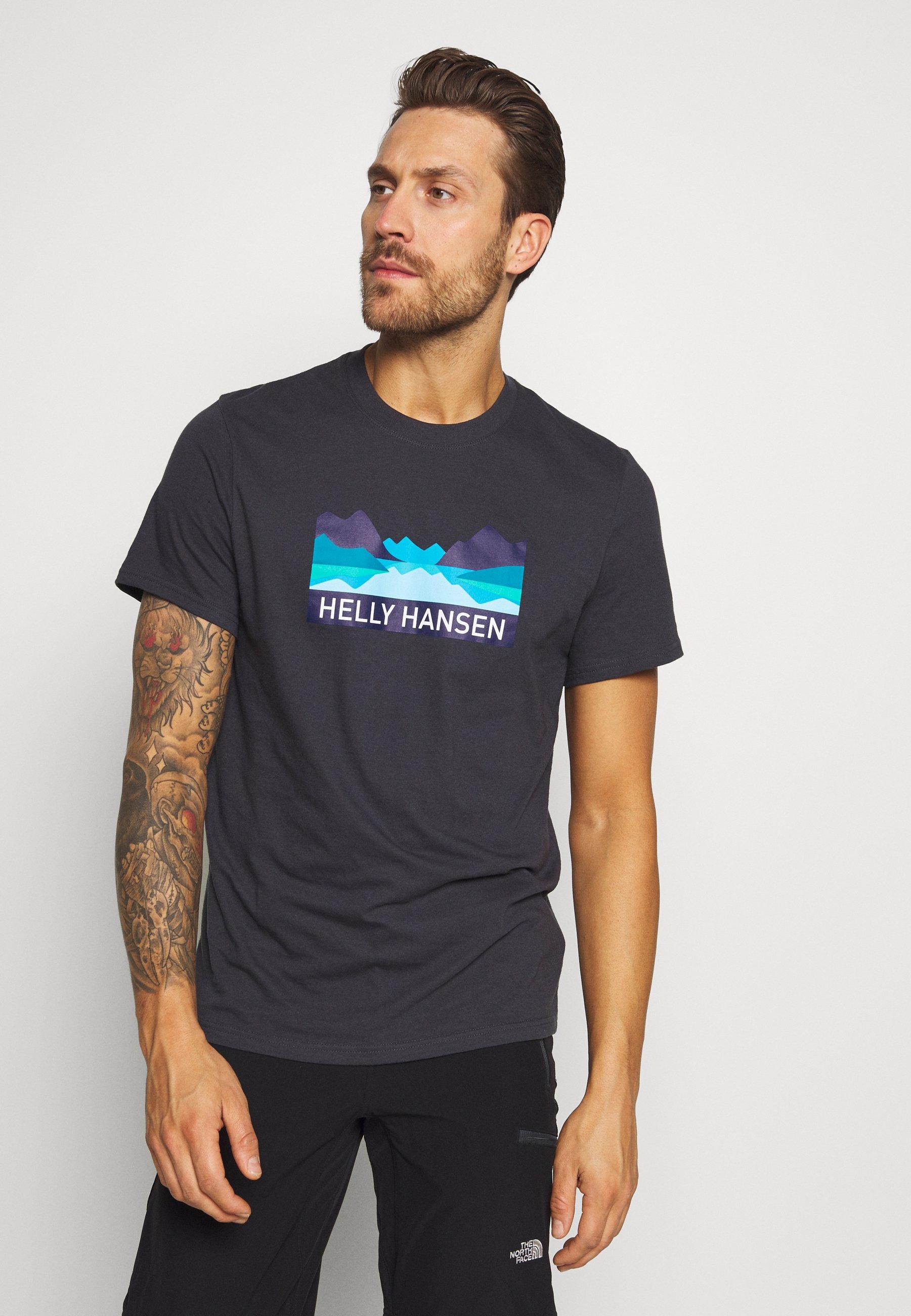 Men NORD GRAPHIC  - Print T-shirt