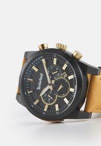 Timberland - SHERBROOK - Chronograph watch - brown - 6