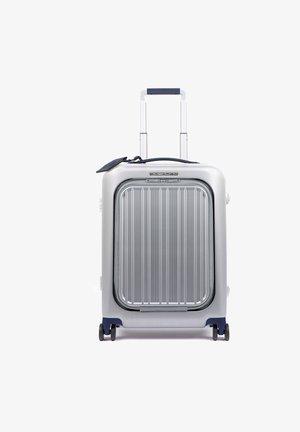 Valise à roulettes - grey-blue