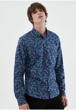 Shirt - bleu canard