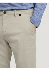 TOM TAILOR - Shorts - sandy dust beige - 3