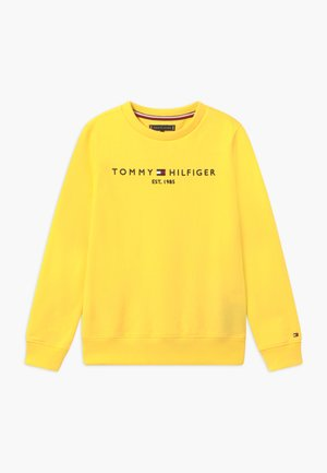 ESSENTIAL UNISEX - Sweatshirt - yellow