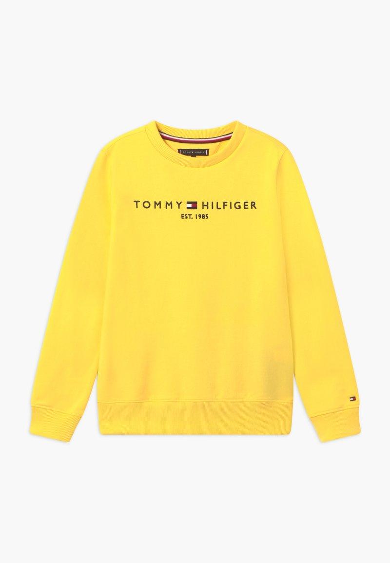 Tommy Hilfiger - ESSENTIAL UNISEX - Sudadera - yellow