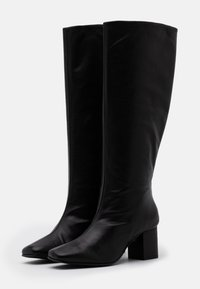 Selected Femme - SLFZOEY HIGH SHAFTED BOOT - Boots - black - 2