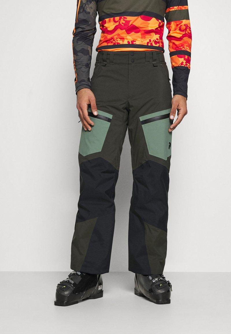 Peak Performance - GRAVITY PANTS - Pantalon de ski - fells view