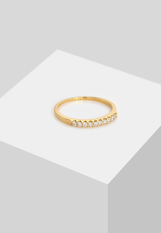 MICROSETTING - Ring - gold
