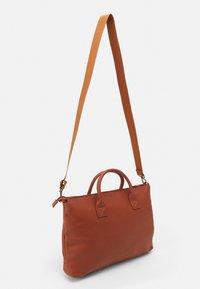 Pier One - UNISEX - Laptop bag - brown - 1