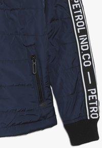 Petrol Industries - Winter jacket - deep navy - 3