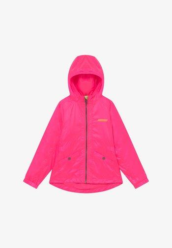 TYRA - Light jacket - neon pink