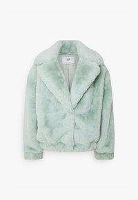 Sixth June - OVERSIZE SHORT JACKET - Winter jacket - green - 7