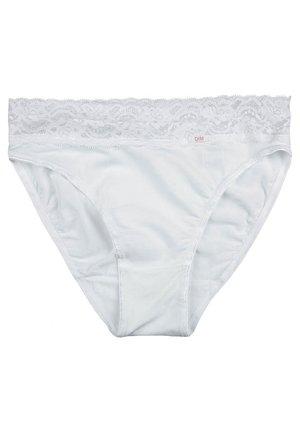 PLUS DENTELLE - Underbukse - blanc
