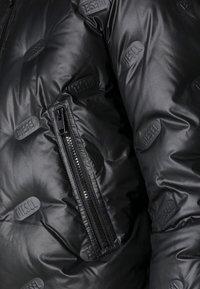 Diesel - THERMO - Down jacket - black - 4
