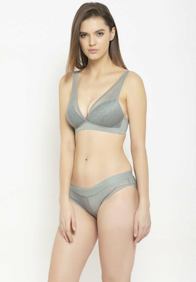 Triangel BH - grey