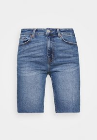 ONLY - ONLERICA LIFE - Denim shorts - dark blue denim - 3
