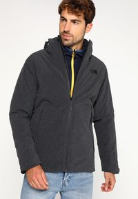 The North Face - THERM - Veste Hardshell - dark grey - 0