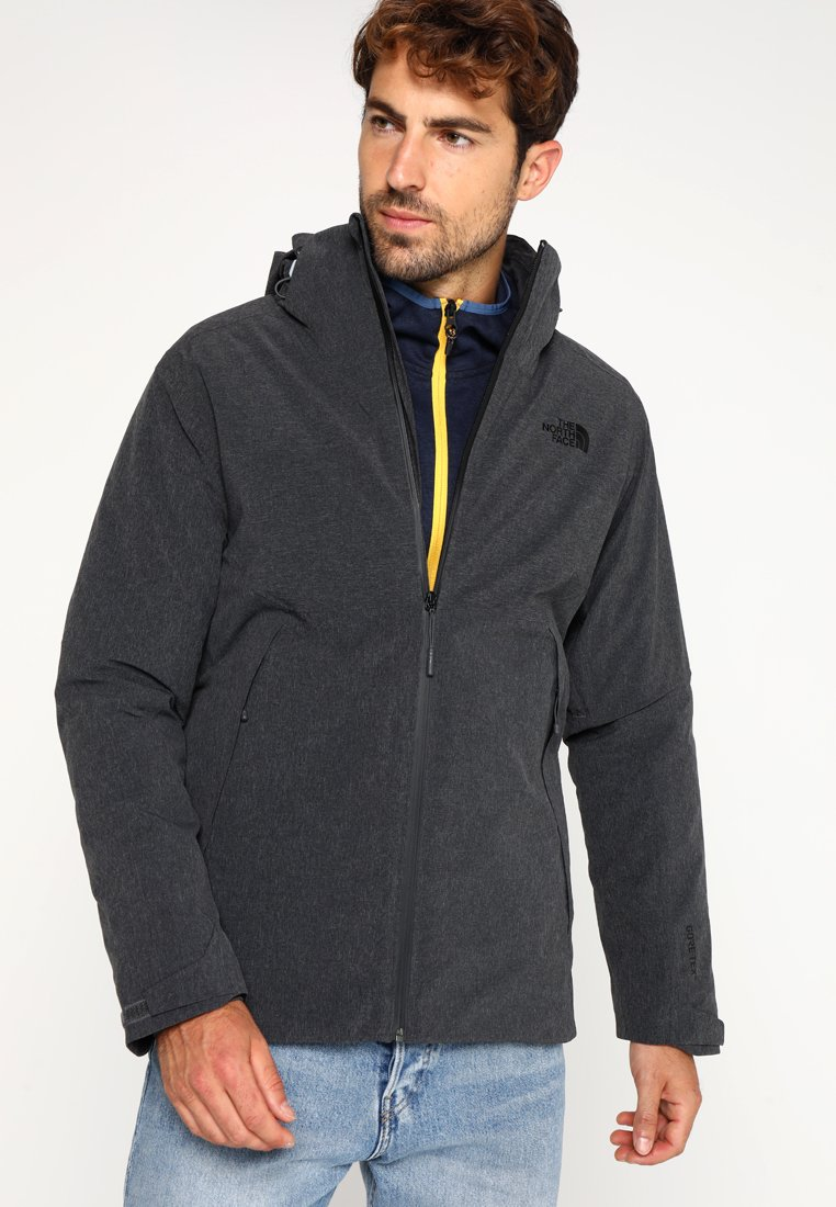 The North Face - THERM - Veste Hardshell - dark grey