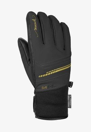 TOMKE STORMBLOXX™ - Gloves - black   gold