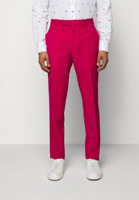 Paul Smith - GENTS TAILORED FIT SUIT SET - Oblek - red - 4