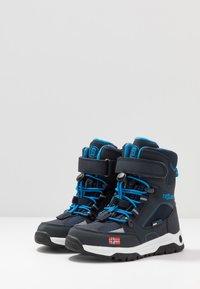 TrollKids - KIDS LOFOTEN WINTER BOOTS XT - Bottes de neige - navy/medium blue - 3