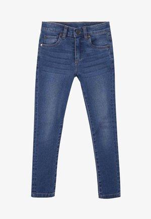 Jeansy Slim Fit - azul claro