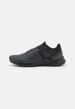 ASTRORIDE TRAIL 2.0 - Trail running shoes - spacer grey/twisted coral/core black