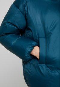 KIOMI - Down jacket - petrol - 5