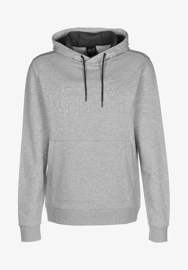Jersey con capucha - light grey