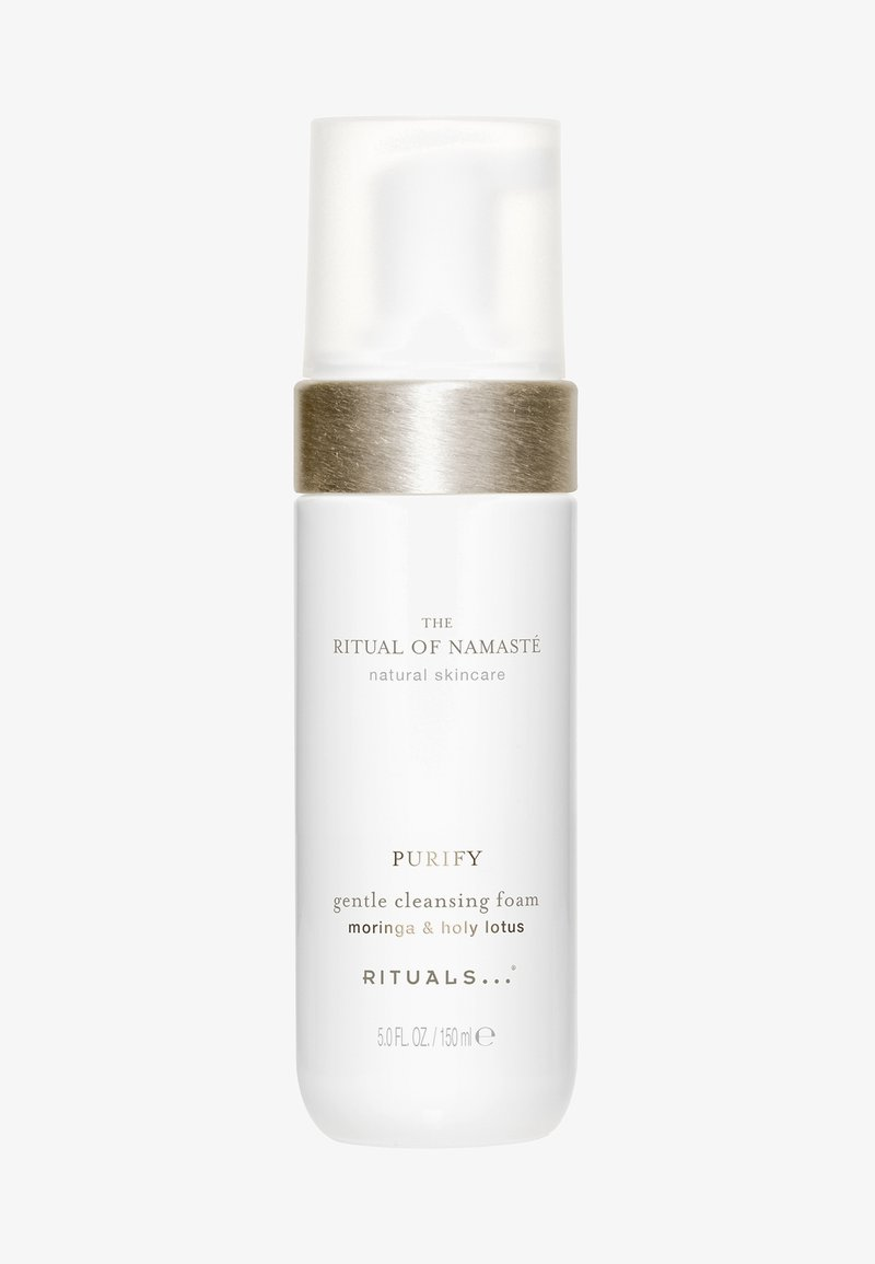 Rituals - THE RITUAL OF NAMASTÉ GENTLE CLEANSING FOAM - Cleanser - -
