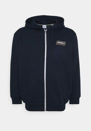 JORSWIRL ZIP HOOD - Zip-up sweatshirt - navy blazer