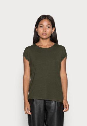 VMAVA PLAIN - T-shirt basic - rosin